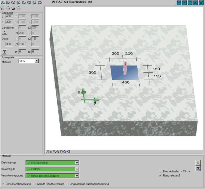 Bemessungssoftware