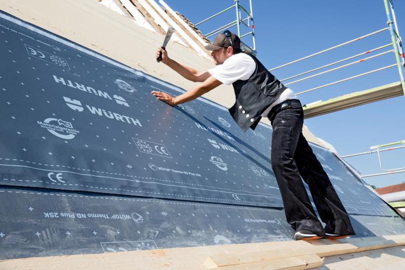 Magazin Teaser Kunden-Hitliste: Die Top 10 Produkte für den Dach- und Holzbau
