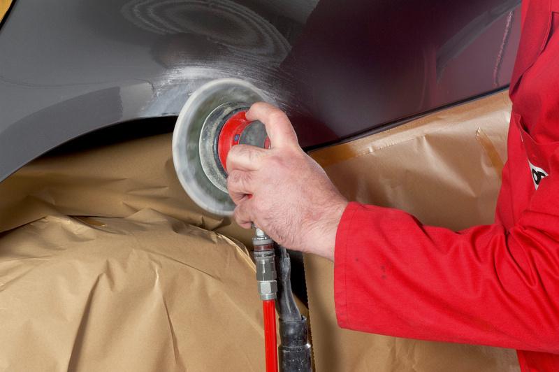 Reparatur von Fahrzeugen