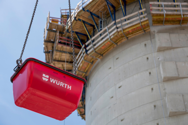 Naturstromspeicher Gaildorf - ein Rekordprojekt mit Würth