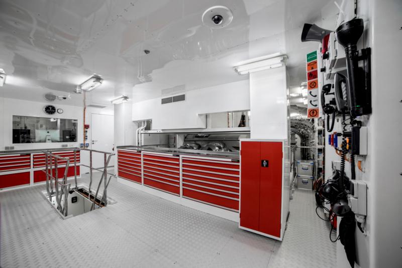 Würth Werkstatt- und Maschinenraumkonzept