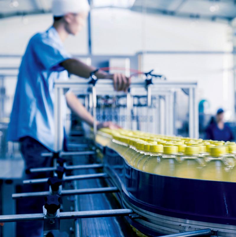 Magazin Teaser Schmierstoffe in der lebensmittelnahen Produktion: Das müssen Sie wissen