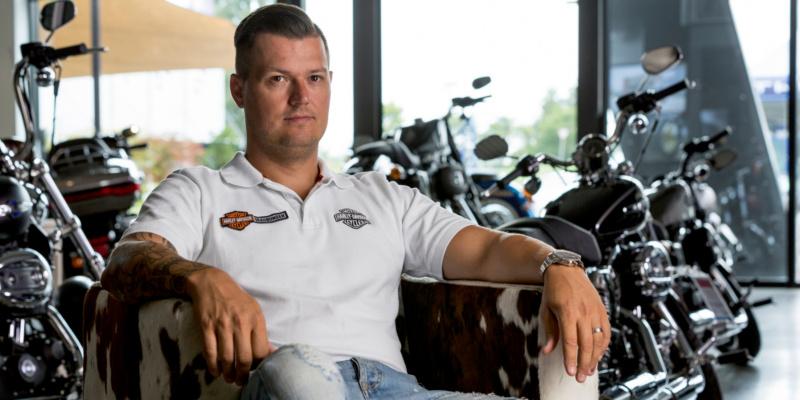 Magazin Teaser Mythos Harley Davidson