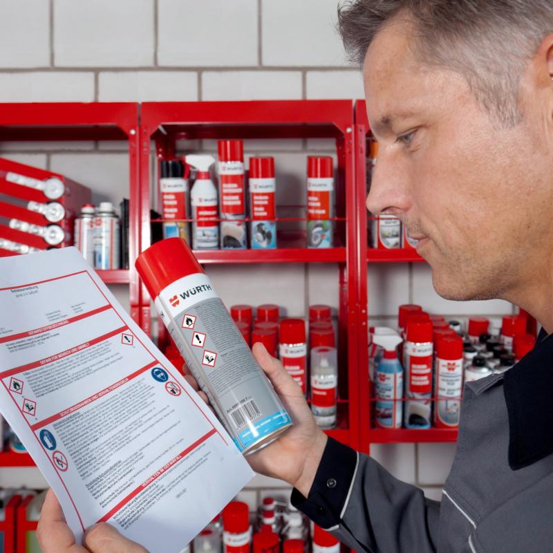 Magazin Teaser Gefahrstoffmanagement: Wie Sie in Ihrem Betrieb für Sicherheit sorgen