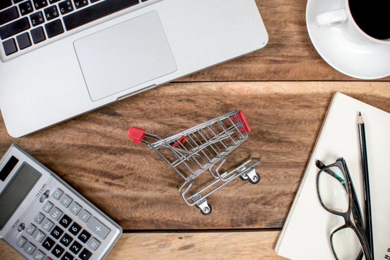 Kontrolle über Einkäufe