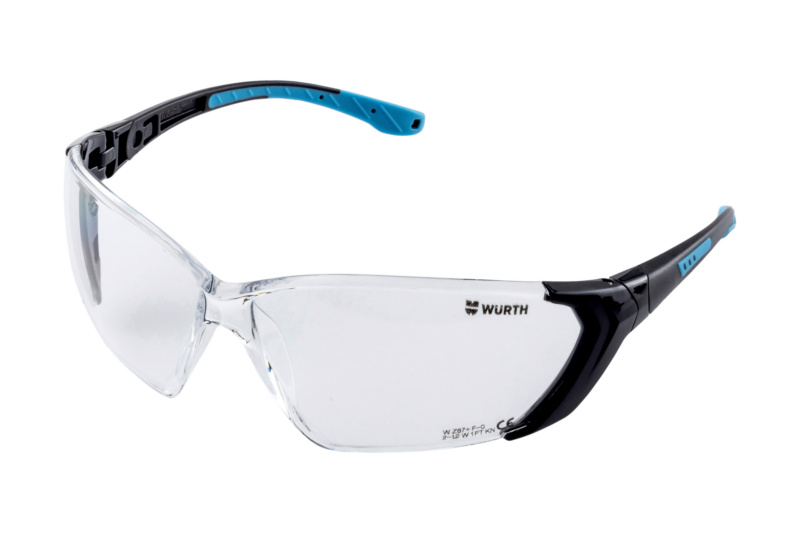 Clear vision due to anti-fog glasses