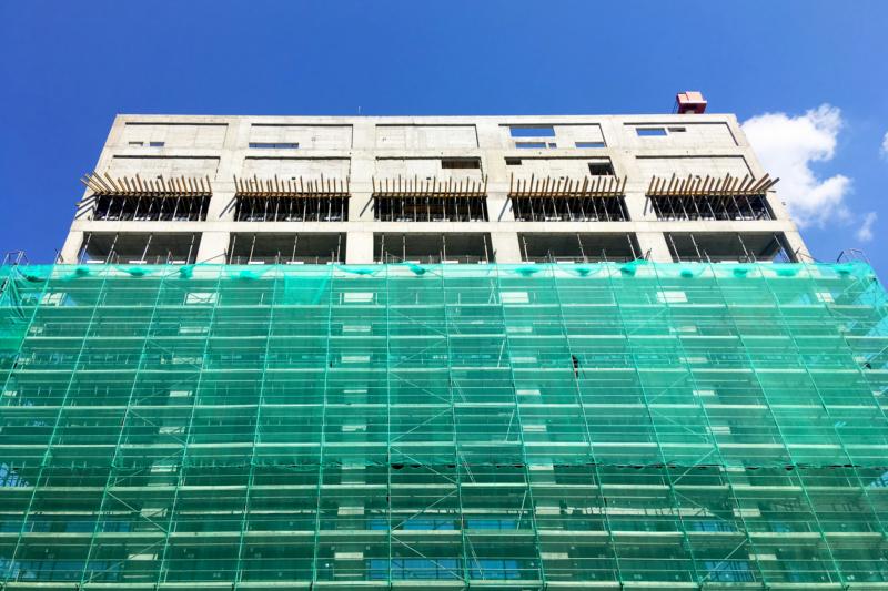 Aufstockung von Gebäuden