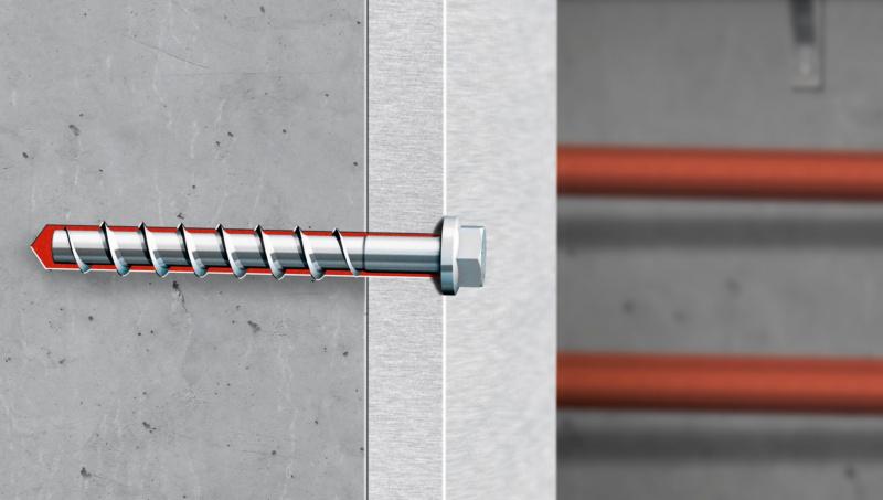 Injektionssystem WIT-Betonschraube