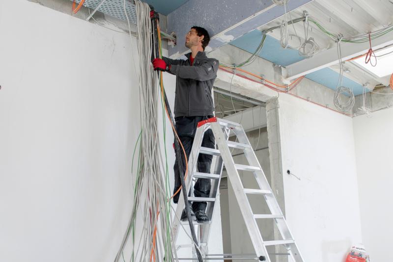 Jetzt neu! Leitern- und Fallschutzprüfung