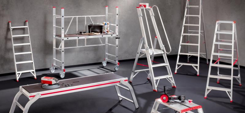 Stufen statt Sprossen: Neuerungen in der TRBS 2121-2