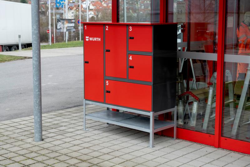 Öhringen Paketstation