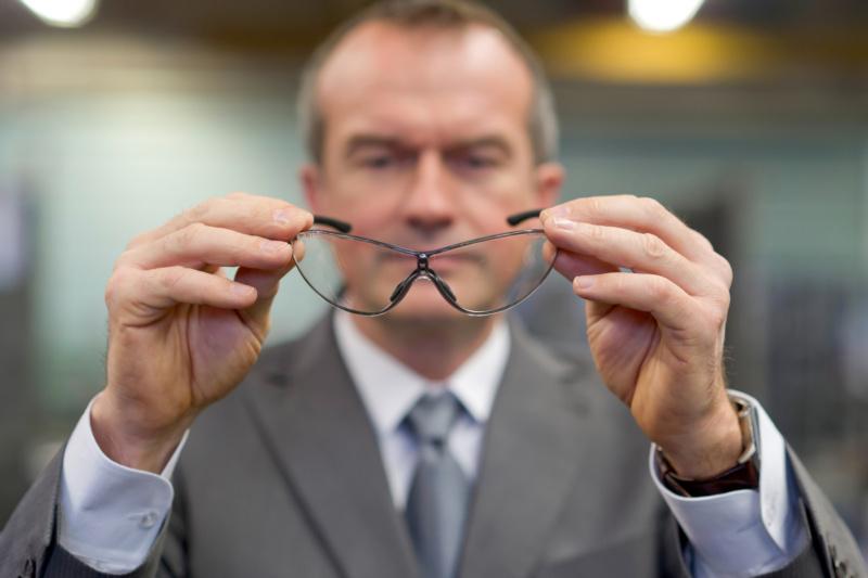 Augenschutz - Die richtige Brille