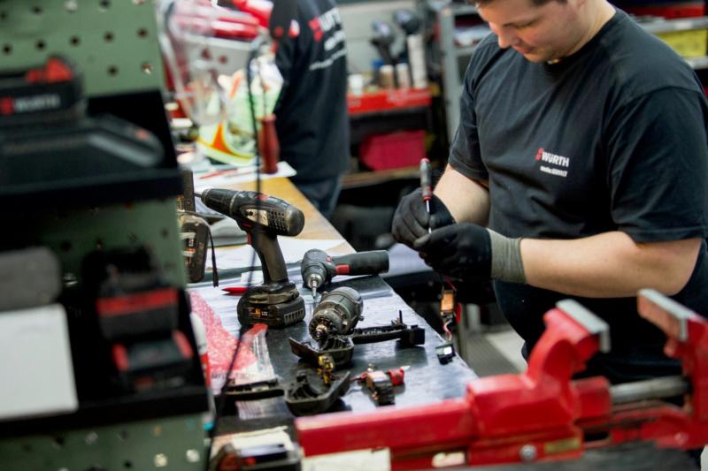 Maschinen Reparatur