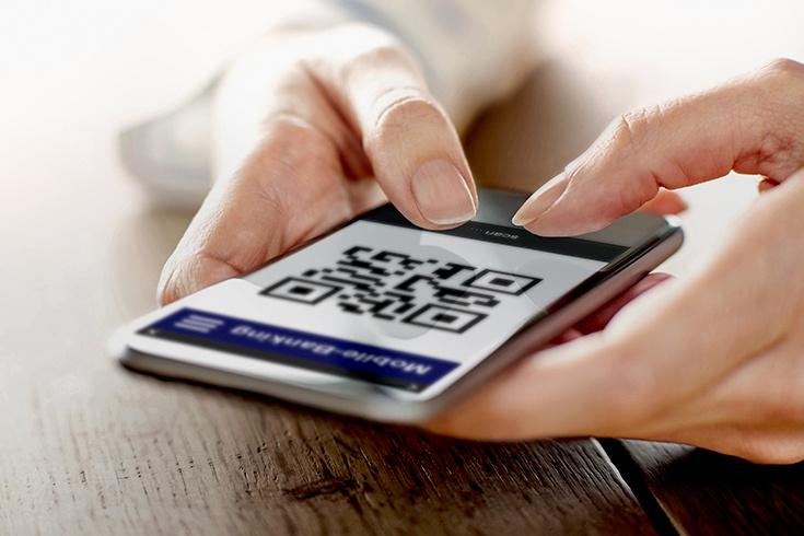 Mobile Banking mit GiroCode