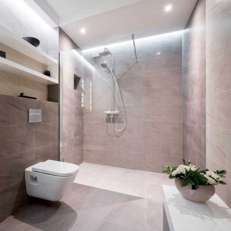 Magazin Teaser Komfort, Sicherheit, Förderung: Drei Gründe für bodenebene Duschen