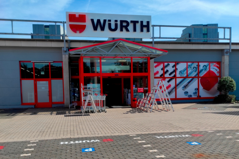 Würth Duisburg-Kaßlerfeld